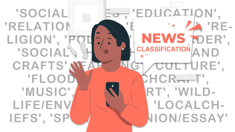 malawi news classification