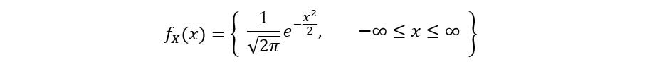 pdf normal distribution Moment Generating functions
