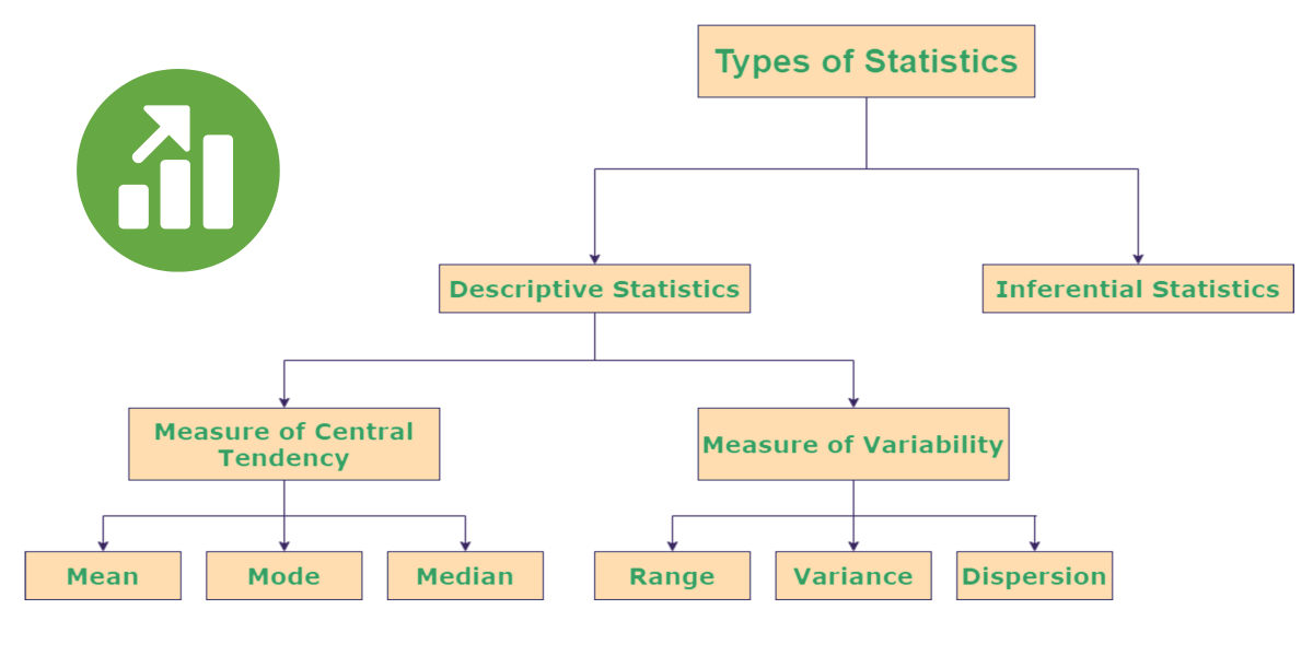 Types of Statistics Concepts data science