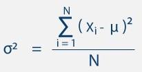 variance Empirical Rule