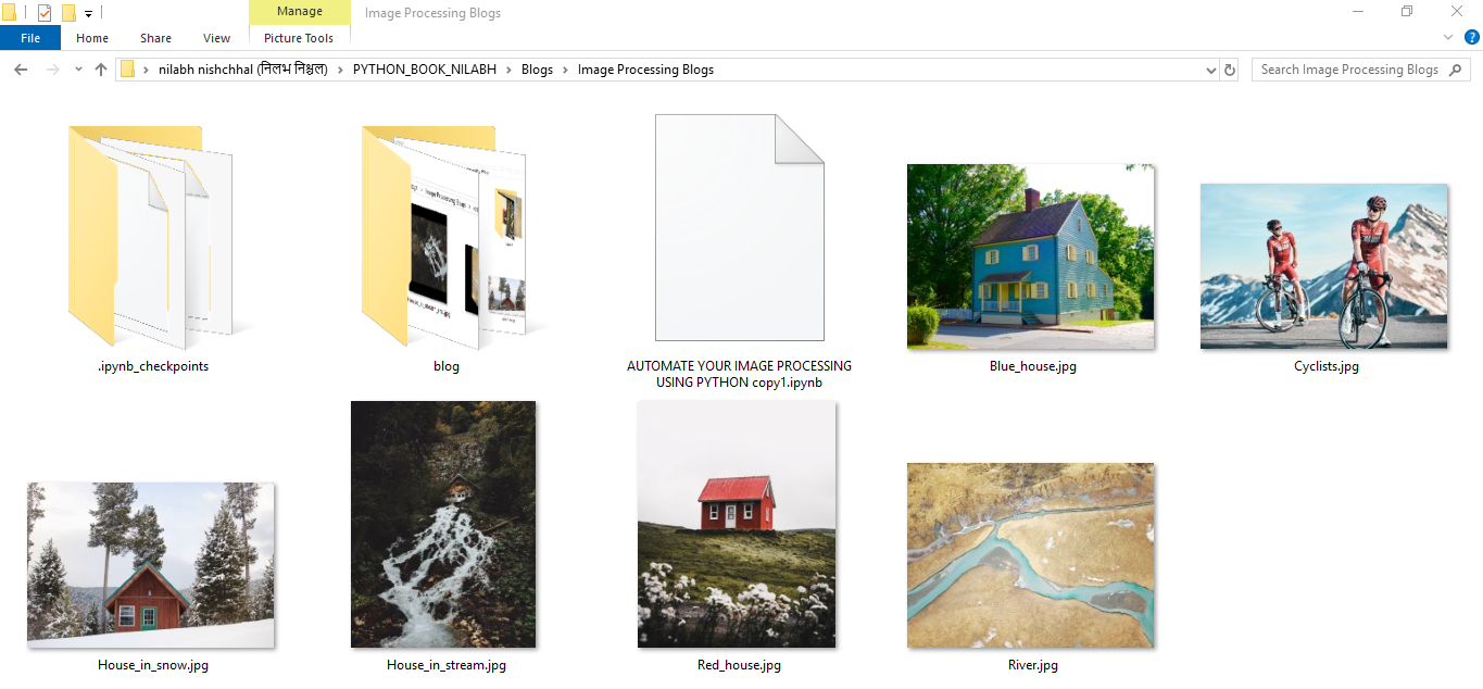 AUTOMATE YOUR IMAGE PROCESSING 1